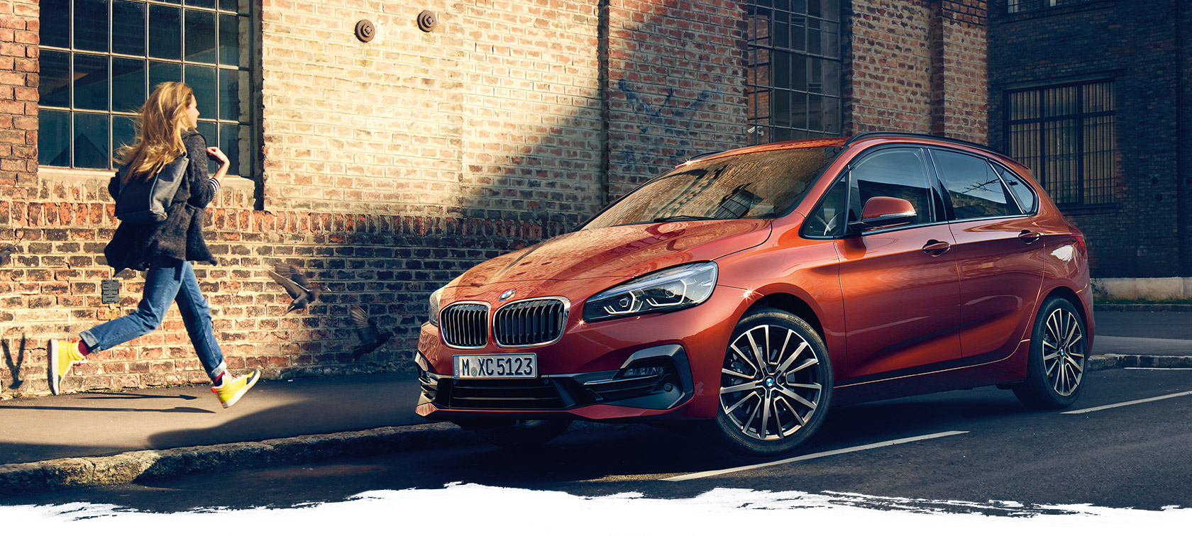 BMW 2 Series Active Tourer : At a glance