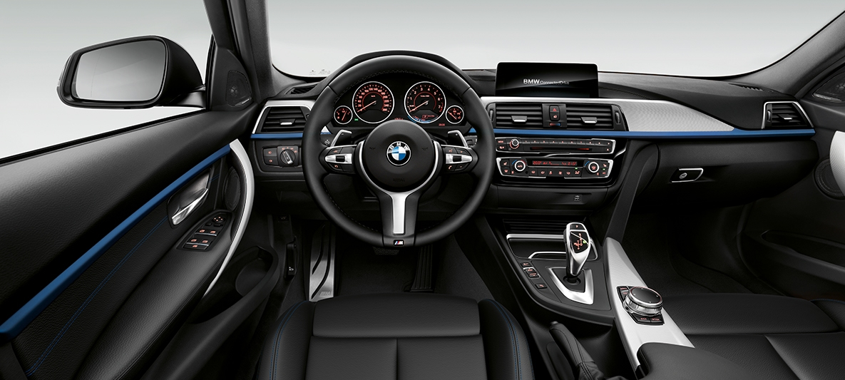 BMW Series Touring Lines Equpiment - Bmw 3 series m sport package