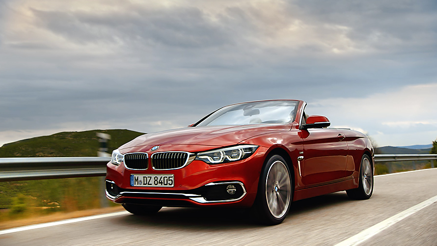 Bmw 4 Series Convertible Images Videos