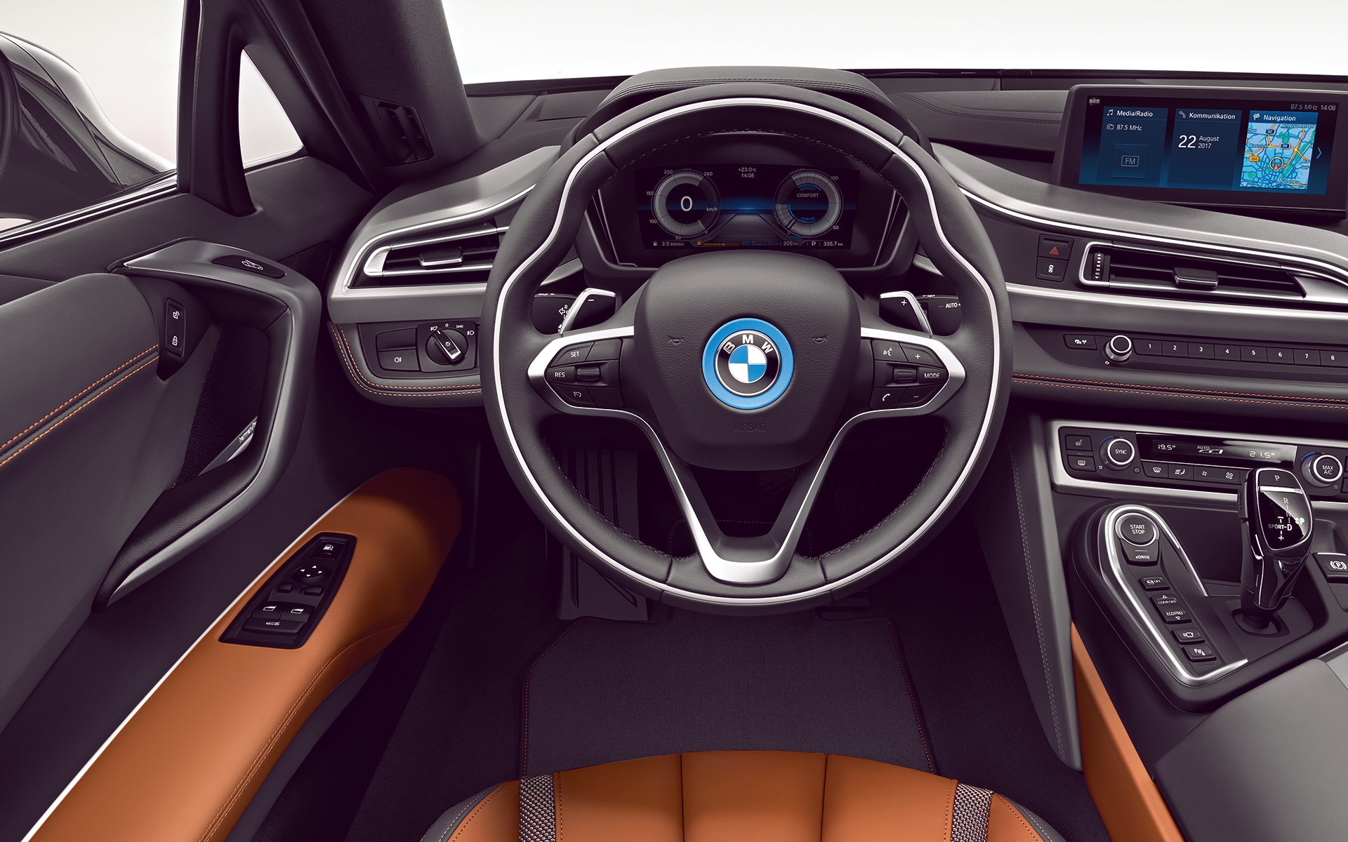 BMW i8 coupe images videos image 09