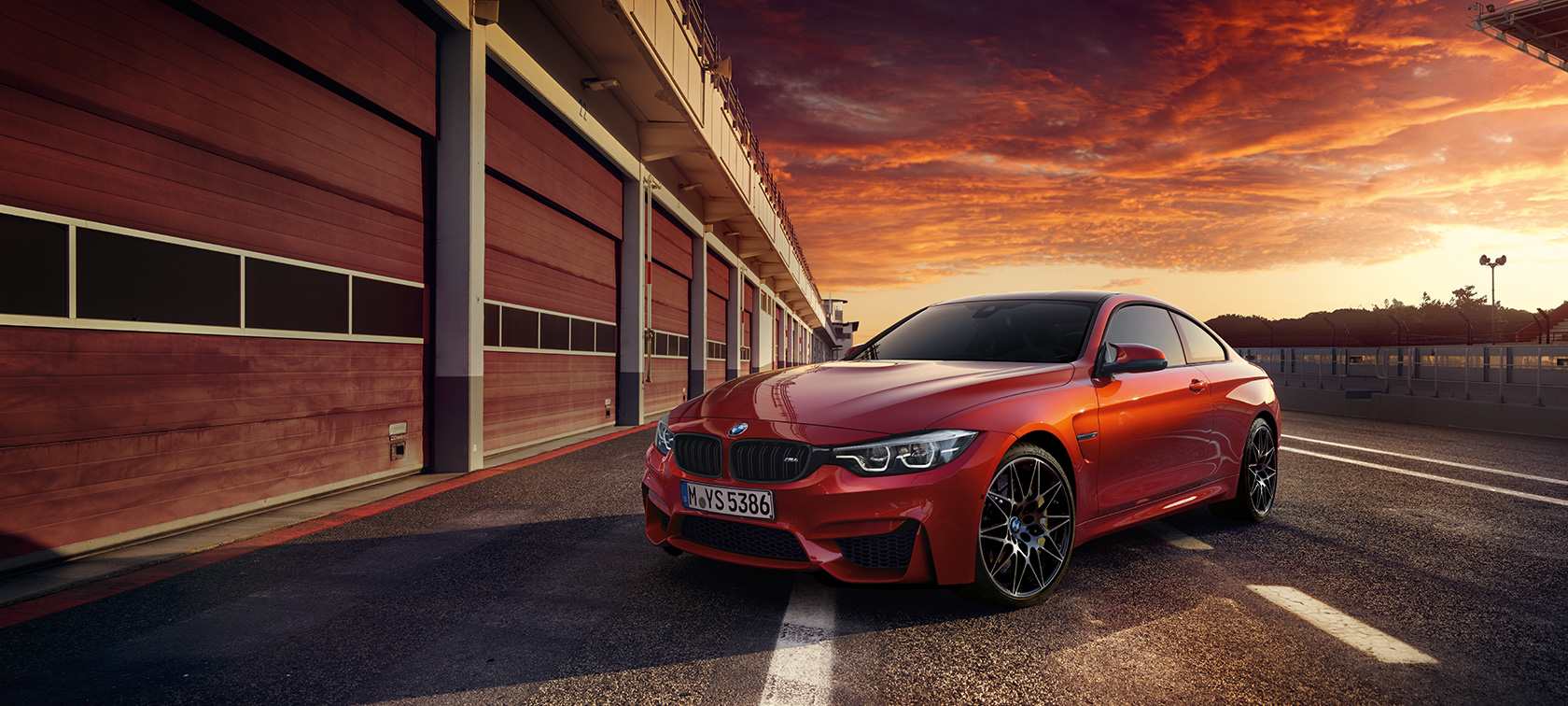 BMW M4 Coupé, details und equipment