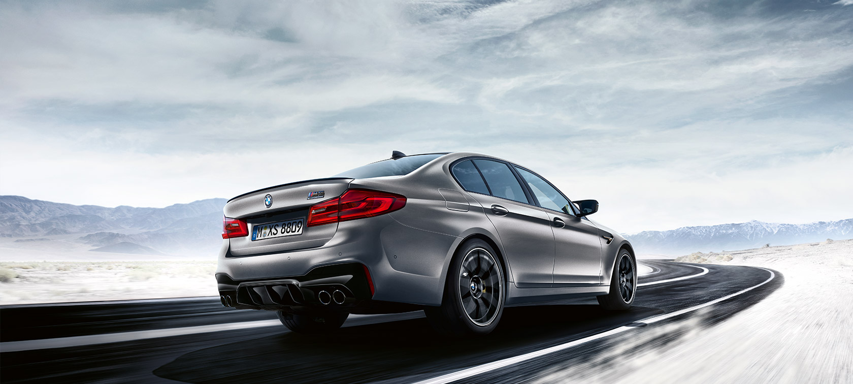 BMW M5 Competition 細節和資訊