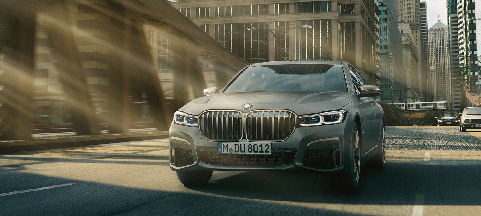 BMW M760Li xDrive Sedan, BMW M760Li specifications, technical data