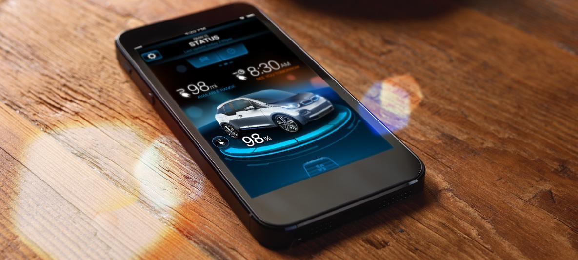 BMW i : ConnectedDrive