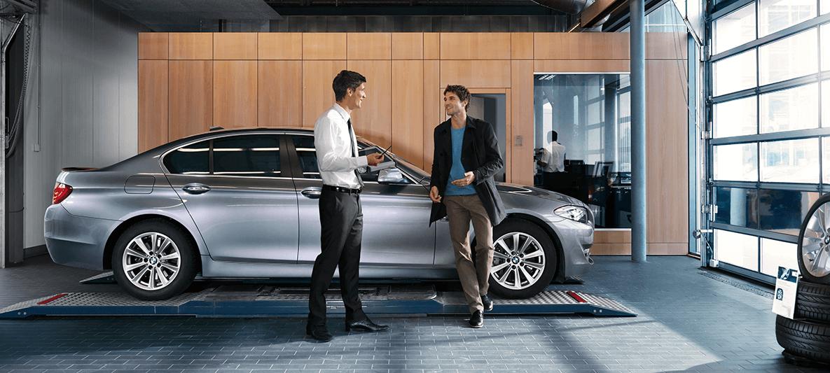 BMW Services  BMW Car Care Service